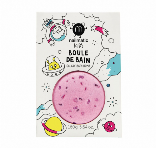 Nailmatic KIDs Bath Bomb - Cosmic